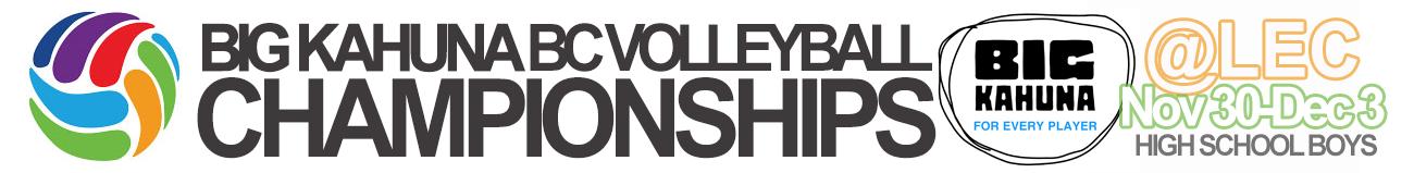 BC High School Boys Volleyball